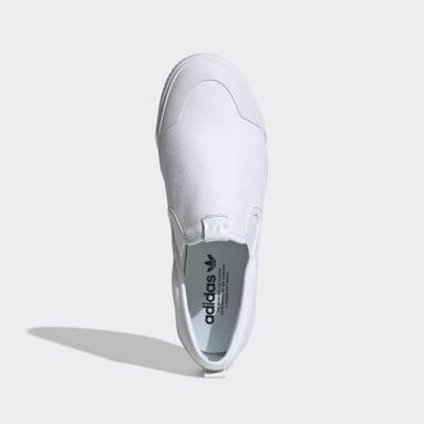 Zapatilla Nizza Slip-on Blanco Hombre Originals
