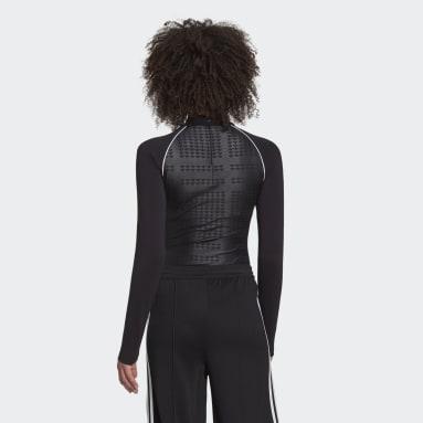 Women Originals Black Bodysuit