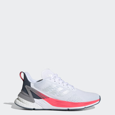 Women Running White Response Super Shoes