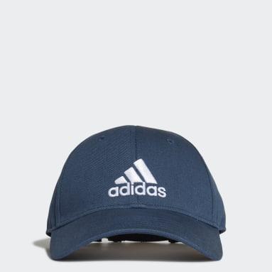 Handball Blue Baseball Cap