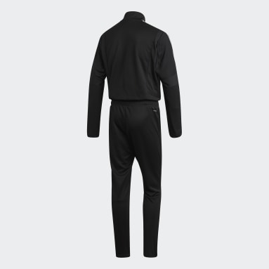 Men Gym & Training Black Tiro 19 Training Overalls