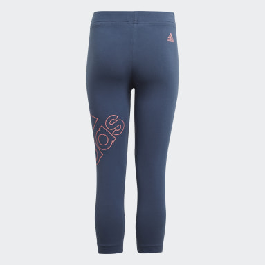 Leggings 7/8 adidas Essentials Azul Raparigas Sportswear