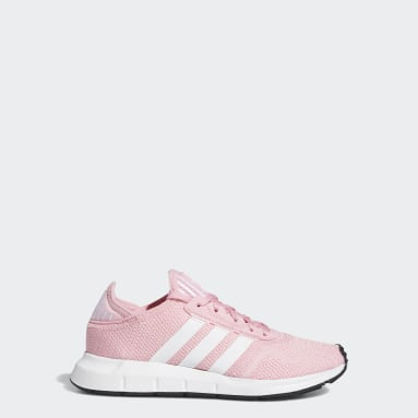 Youth Originals Pink Swift Run X Shoes