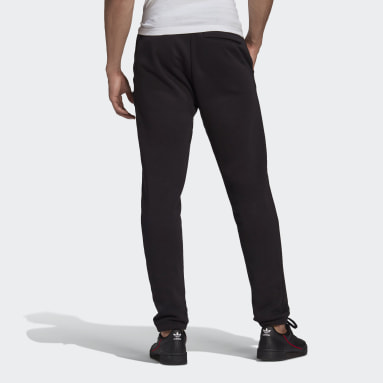 Heren Originals Zwart R.Y.V. Silicone Double Linear Badge Joggingbroek