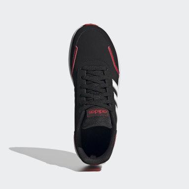 Tenis VS Switch (UNISEX) Negro Niño Diseño Deportivo