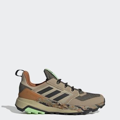Men TERREX Beige Terrex Trailmaker Hiking Shoes