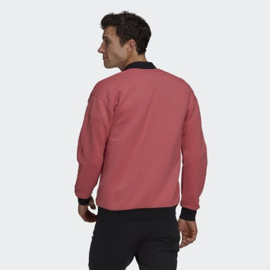 Heren TERREX Roze Terrex Hike Fleece Jack