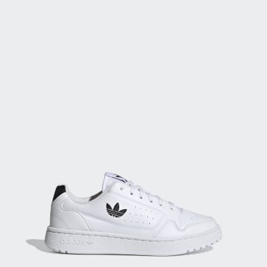 Youth Originals White NY 90 Shoes