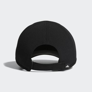 Men's Baseball Black Superlite Hat