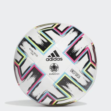 Fodbold Hvid Uniforia træningsbold