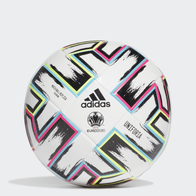 Football White Uniforia Training Ball