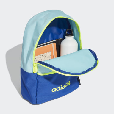 Kids 4-8 Years Sportswear Blue Classic Backpack