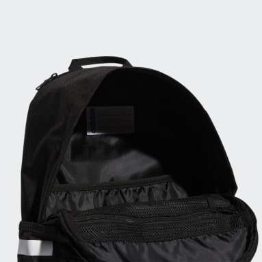 Training Black Classic 3-Stripes 3 Backpack