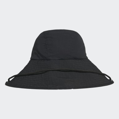 Women adidas by Stella McCartney Black adidas by Stella McCartney Bucket Hat