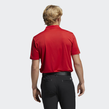Polo Performance Primegreen rouge Hommes Golf
