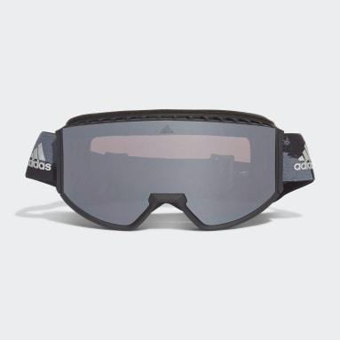 Wintersport Zwart Sneeuwbril SP0040