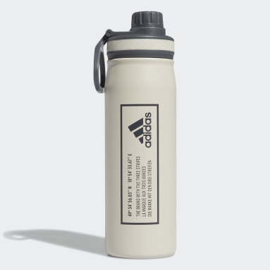 Cycling Beige Steel Metal Bottle 600 ML