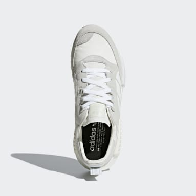 Men's Originals White Boston SuperxR1 Shoes