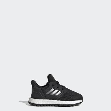 Infant & Toddler Running Black Ultraboost 20 Shoes