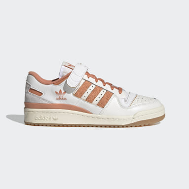Heren Originals Wit Forum 84 Low Schoenen