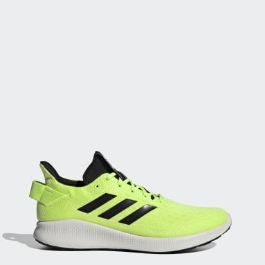 Zapatillas Sensebounce+ Street Verde Hombre Running