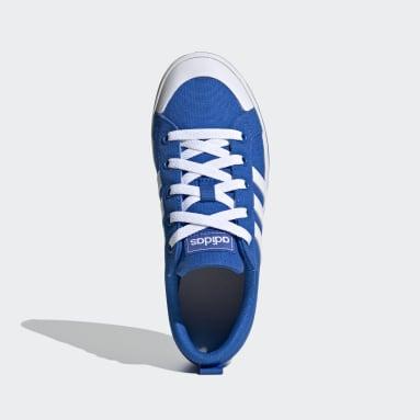 Kinderen Walking Blauw Bravada Schoenen