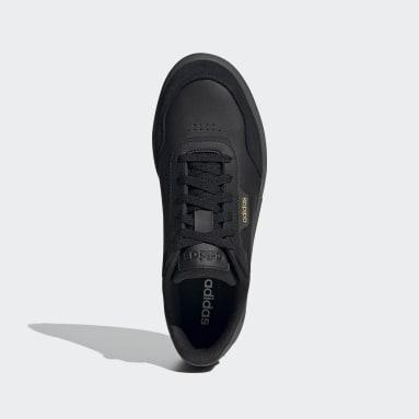 Zapatillas Courtphase Negro Hombre Diseño Deportivo