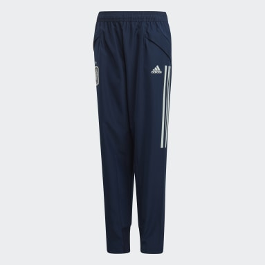 Pantalon de présentation Espagne Bleu Enfants Football