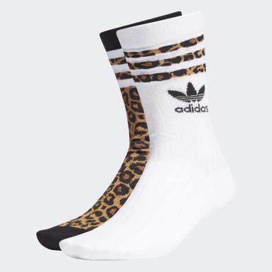Originals Crew Socken, 2 Paar Schwarz