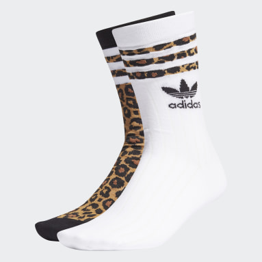 Originals Black Crew Socks 2 Pairs