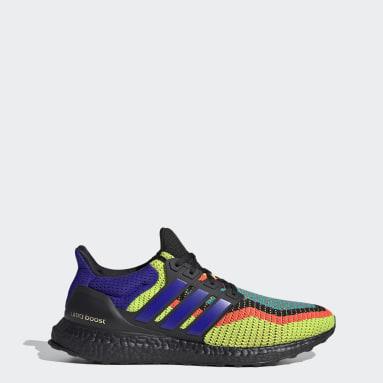 Chaussure Ultraboost DNA noir Course