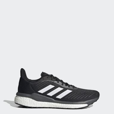 Men Running Black SolarDrive 19 Shoes