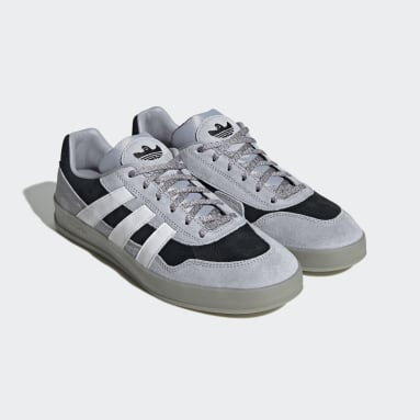 Men Originals Grey Aloha Super Shoes
