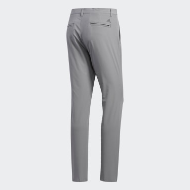 Heren Golf grijs Ultimate365 Tapered Broek