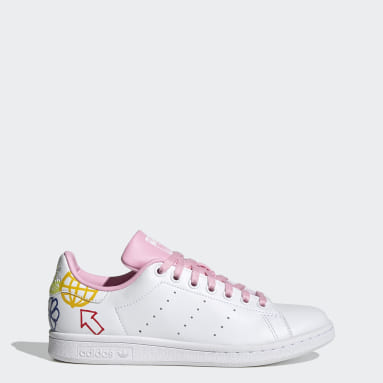 Women Originals White Stan Smith Shoes