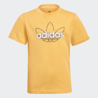 Børn Originals Orange adidas SPRT Collection Graphic T-shirt