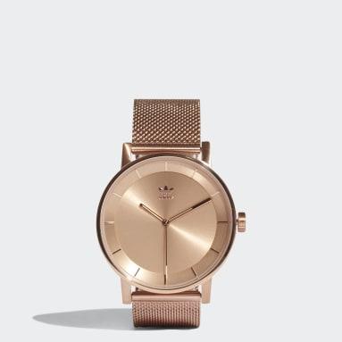 Zegarek DISTRICT_M1 Różowy