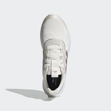 ผู้หญิง วิ่ง สีขาว รองเท้ากีฬา QT Racer
