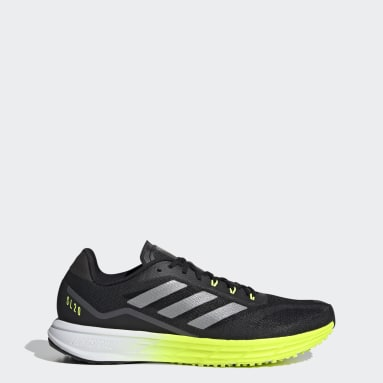 Men Running Black SL20 Shoes