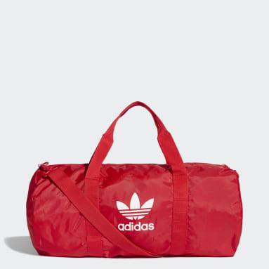 Originals Red Adicolor Duffel Bag