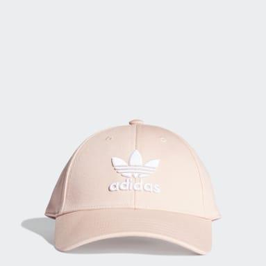 Originals Pembe Trefoil Beyzbol Şapkası