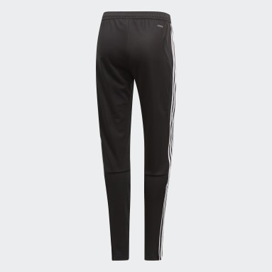 Women Gym & Training Black Tiro 19 Training Pants