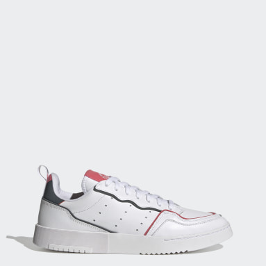 Supercourt Shoes Bialy