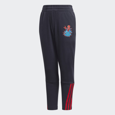 Jongens Fitness En Training Blauw Disney Superhero Avengers Broek