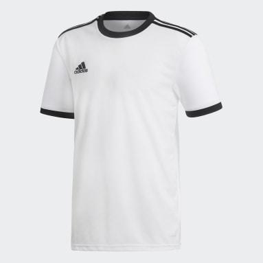 Camiseta Tiro Blanco Hombre Gimnasio Y Entrenamiento
