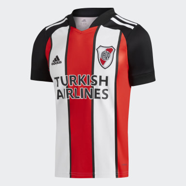 Camiseta Tercer Uniforme River Plate 20/21 Negro Niño Fútbol