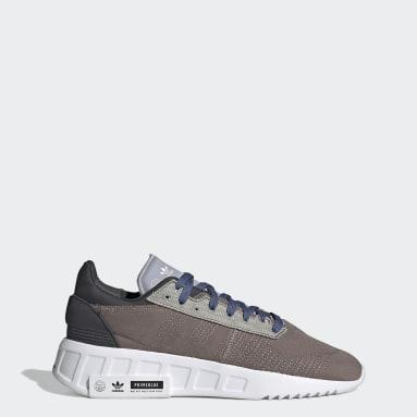 Originals Grå Geodiver Primeblue sko