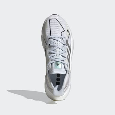 Men Running White X9000L4 HEAT.RDY Shoes