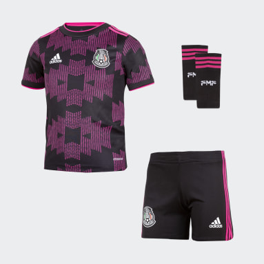 Pants con Sudadera FMF H MINI (UNISEX) Negro Niño Fútbol