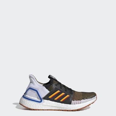 Zapatillas Ultraboost 19 Negro Niño Running